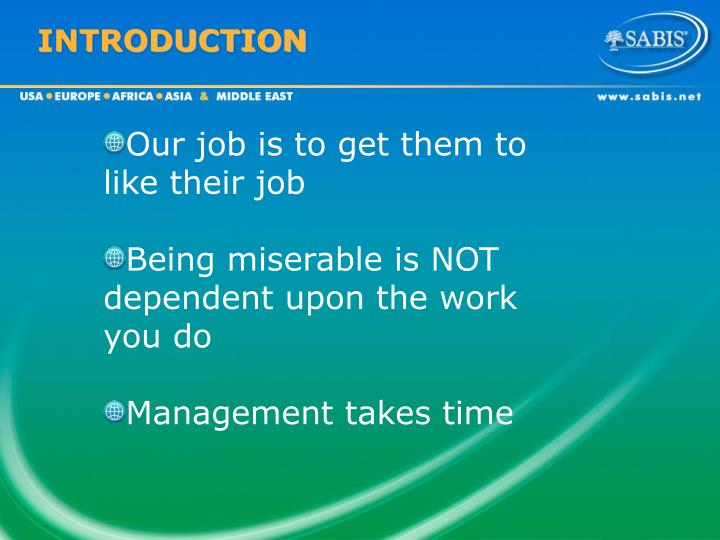 three signs of a miserable job pdf