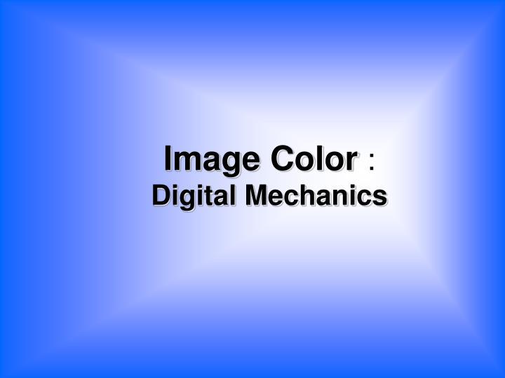 Image Color