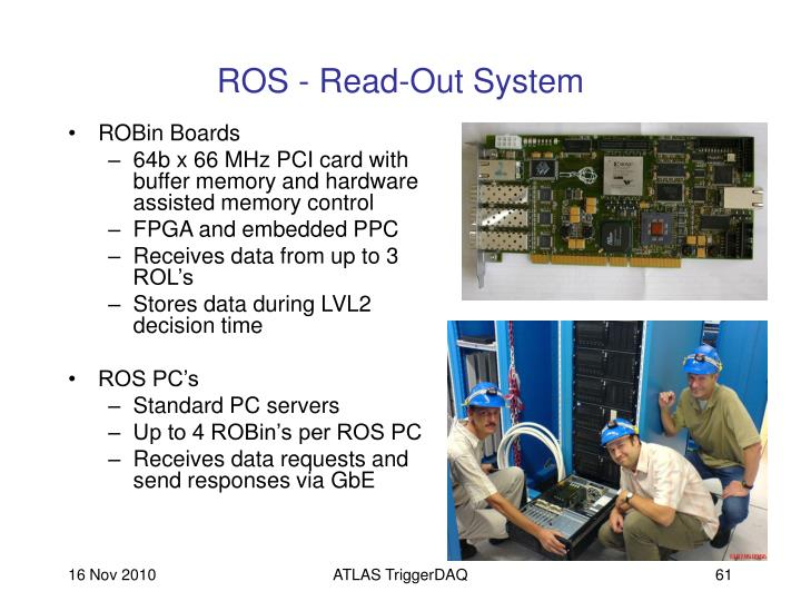 ROS - Read-Out System