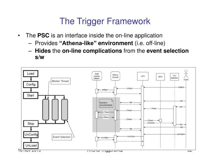 The Trigger Framework