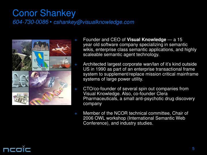 Conor Shankey