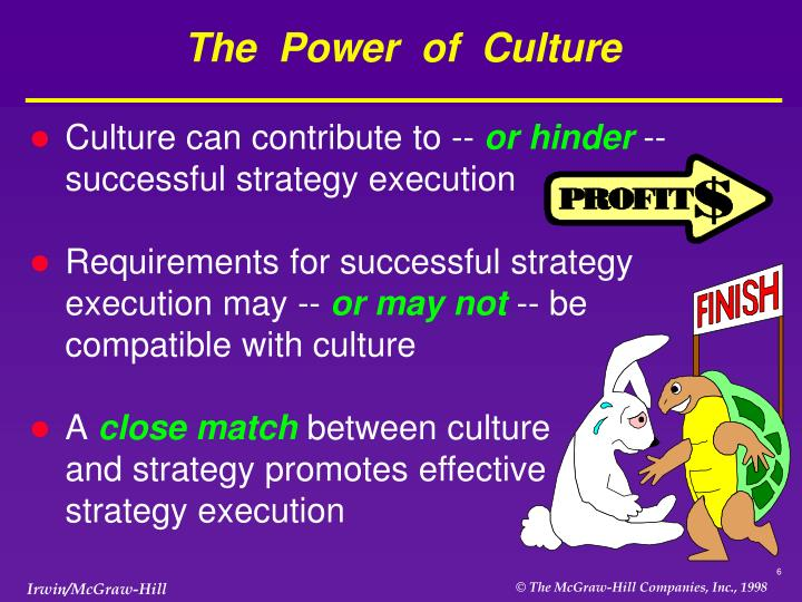 The  Power  of  Culture
