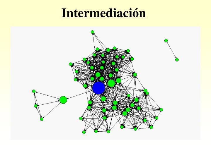 Intermediación