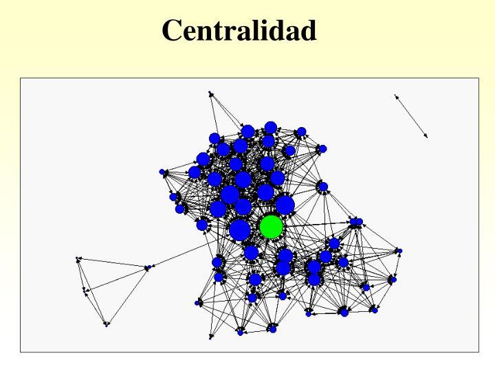 Centralidad