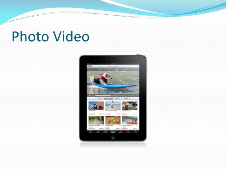 Photo Video