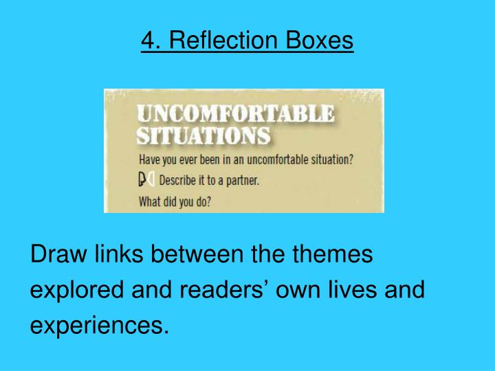 4. Reflection Boxes