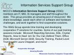 information services support group