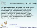 minnesota property tax user group1