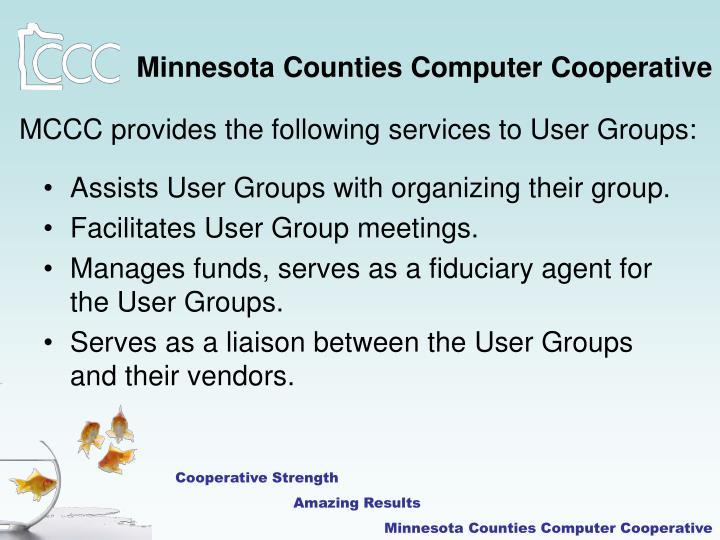 Minnesota Counties Computer Cooperative