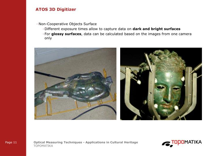 ATOS 3D Digitizer