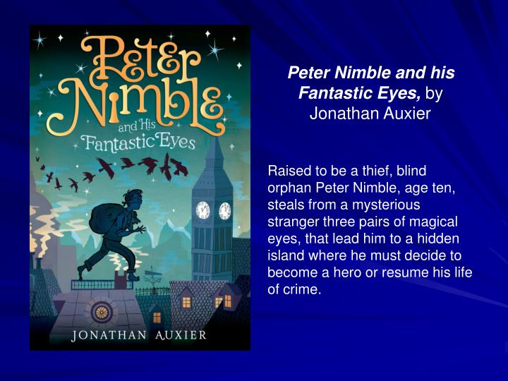 Peter Nimble and his Fantastic Eyes,