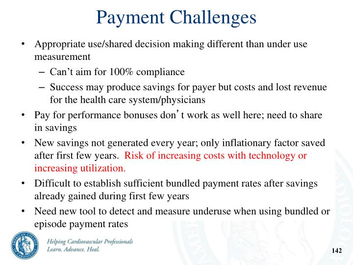 Payment Challenges