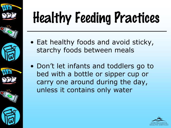 Healthy Feeding Practices