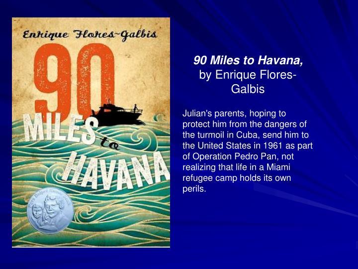 90 Miles to Havana,