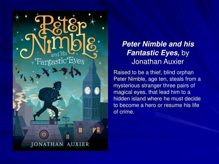 Peter Nimble and his Fantastic Eyes,