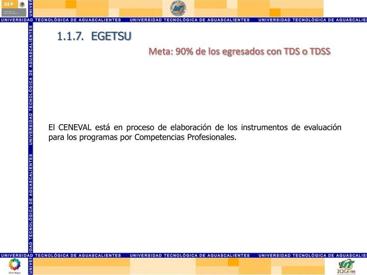 1.1.7.  EGETSU