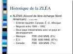 historique de la zl a3