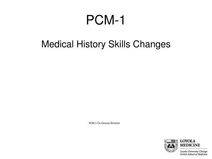 PCM-1