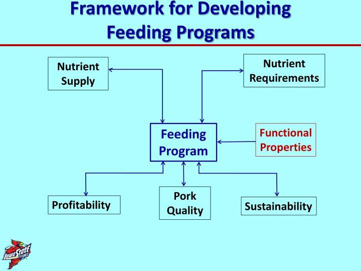 Framework for Developing