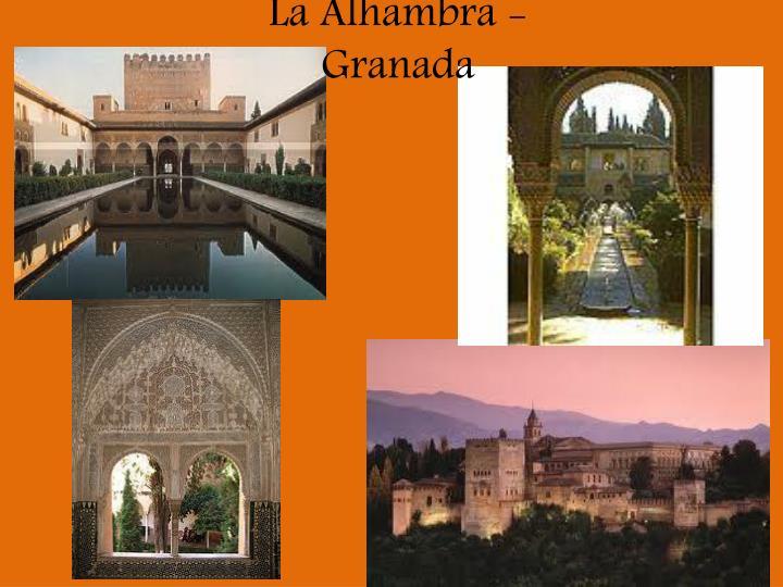 La Alhambra -