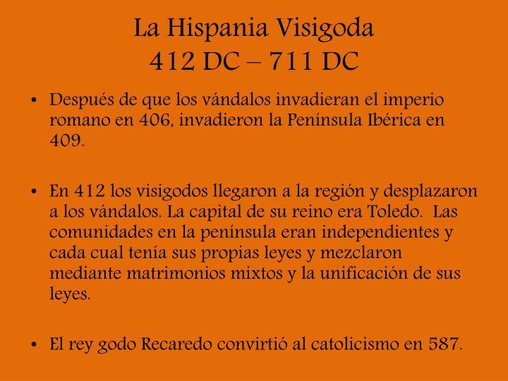 La Hispania