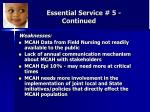 essential service 5 continued1