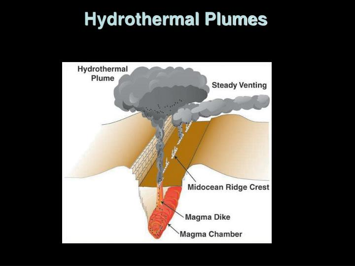 Hydrothermal Plumes