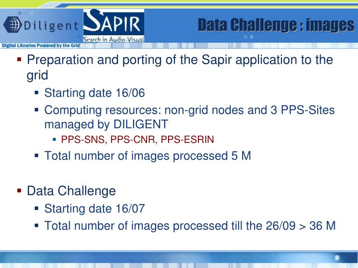 Data Challenge :