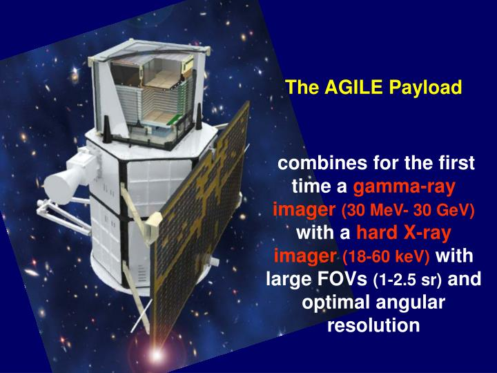 The AGILE Payload