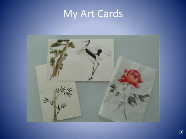 My Art Cards