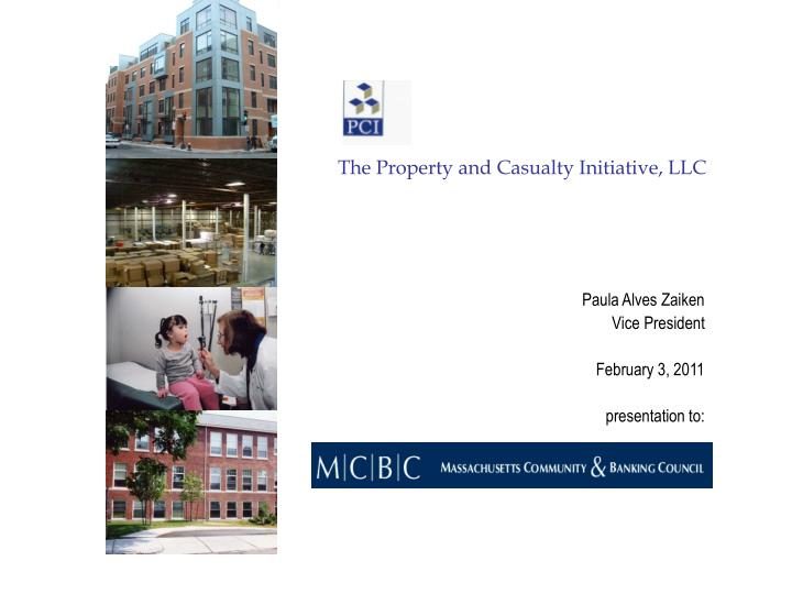 The Property and Casualty Initiative, LLC
