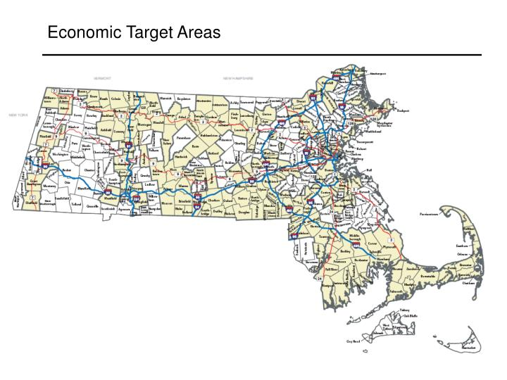 Economic Target Areas