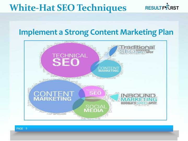 White-Hat SEO Techniques