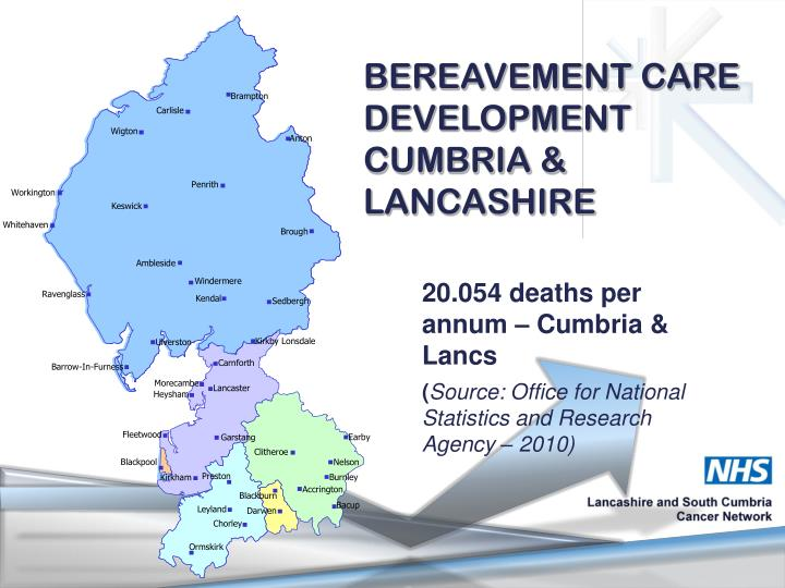 BEREAVEMENT CARE DEVELOPMENT