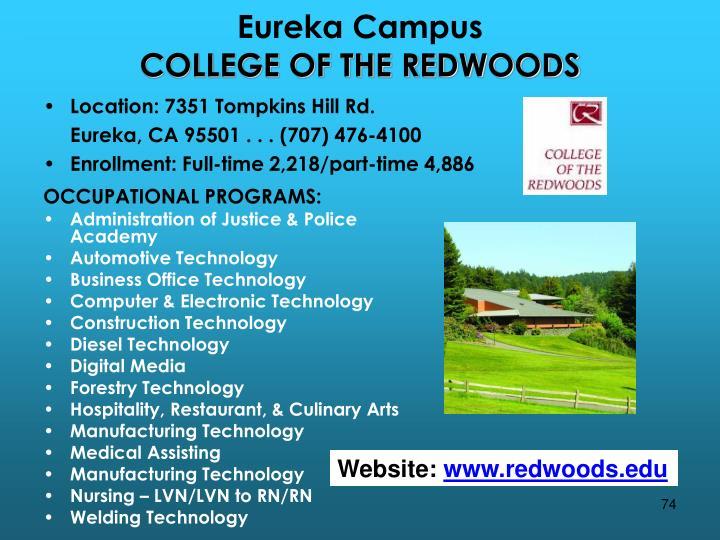 Eureka Campus