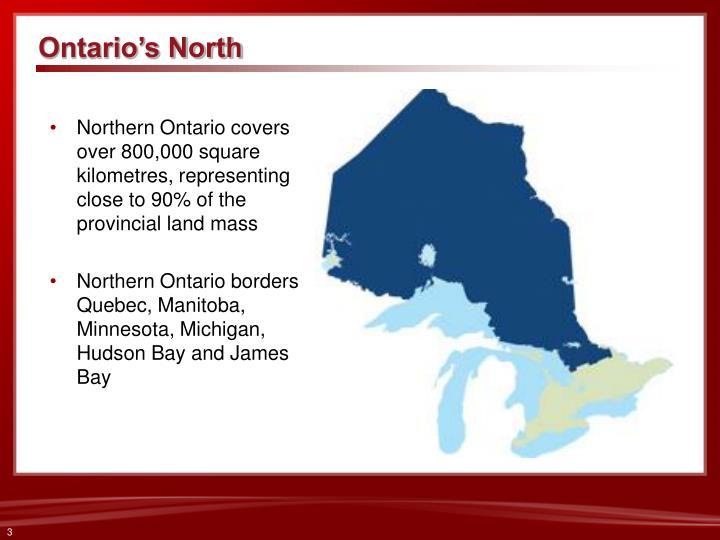 Ontario's North