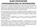 aladi asociaci n latinoamericana de integraci n