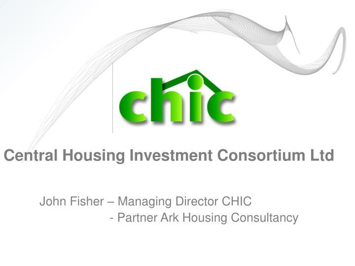 Central Housing Investment Consortium Ltd