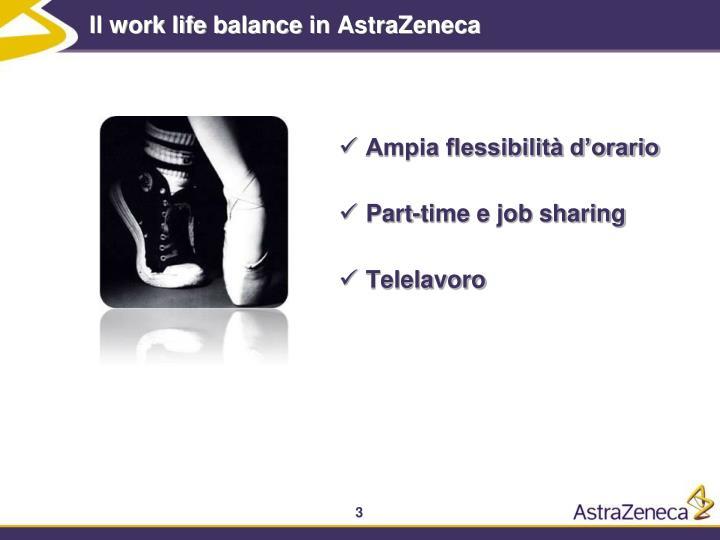 Il work life