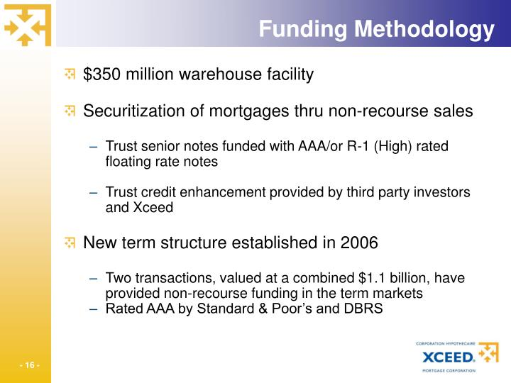 Funding Methodology