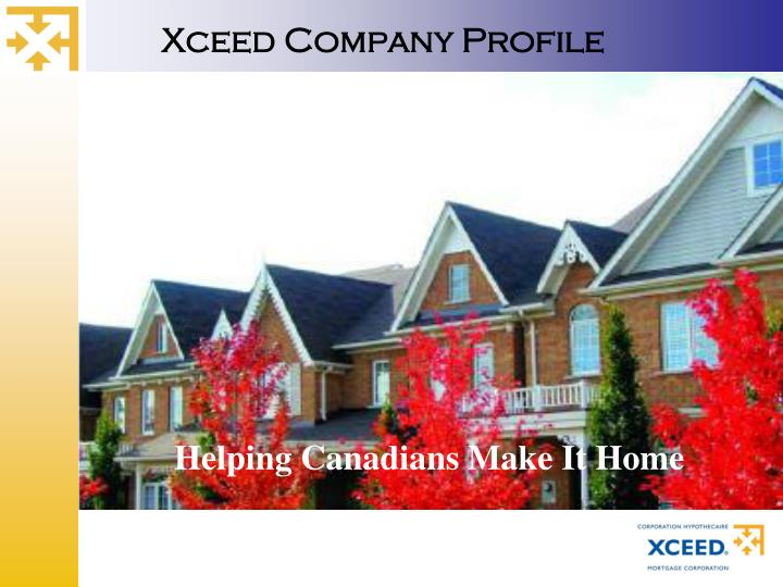 Xceed Company Profile