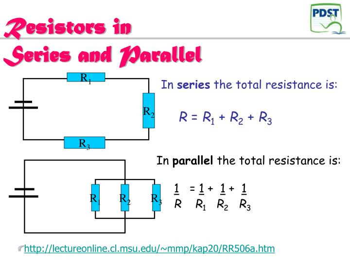 Resistors in