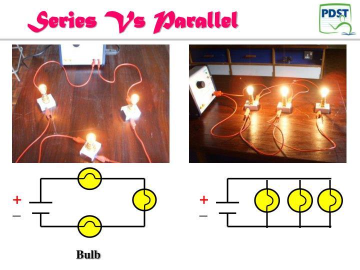 Series Vs Parallel