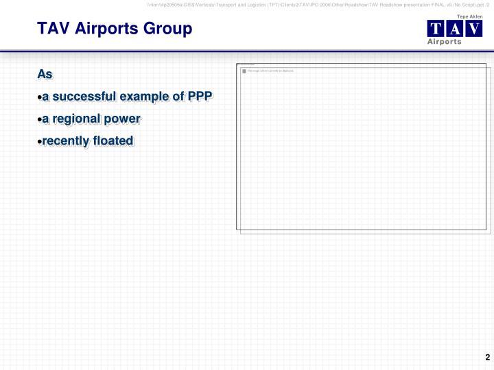 TAV Airports Group