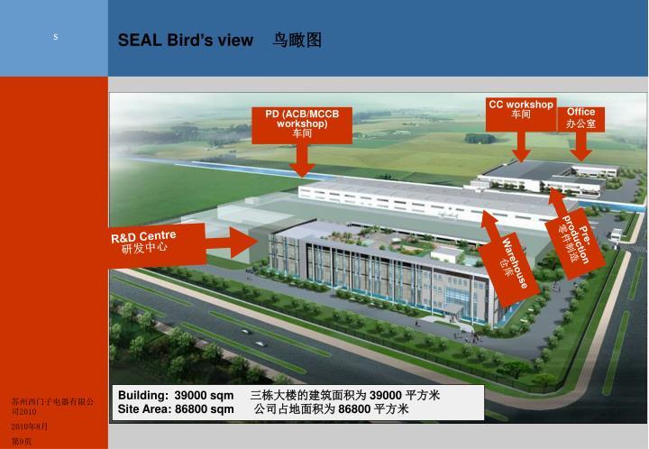 SEAL Bird's view