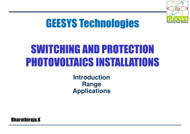 GEESYS Technologies