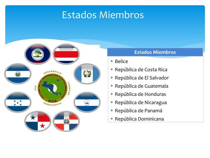Estados Miembros
