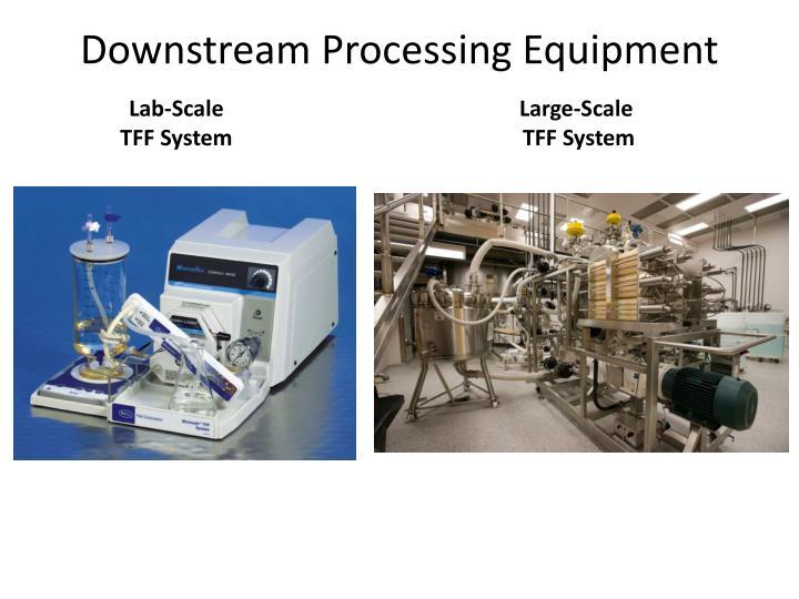Downstream Processing Equipment