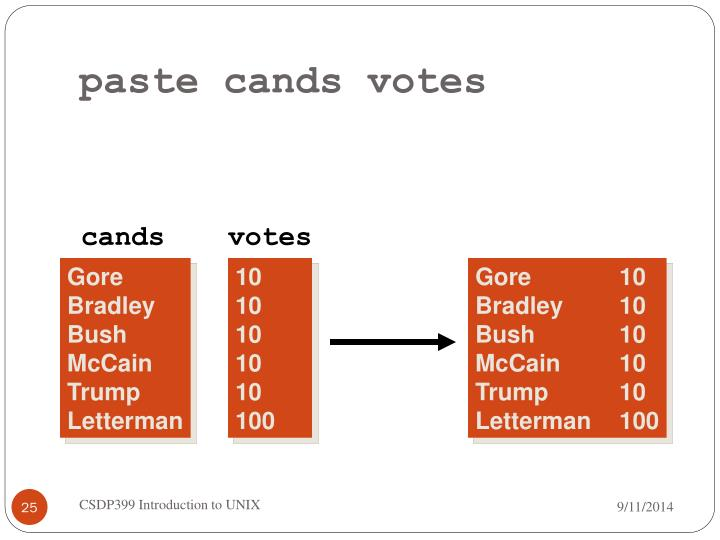 paste cands votes