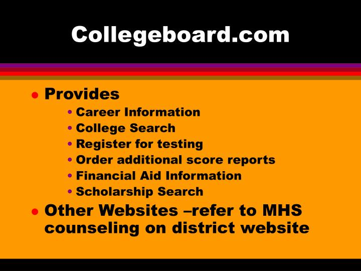 Collegeboard.com